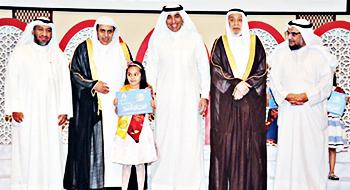 تكريم 58 فائزاً بمسابقة مبارك الحساوي للقرآن